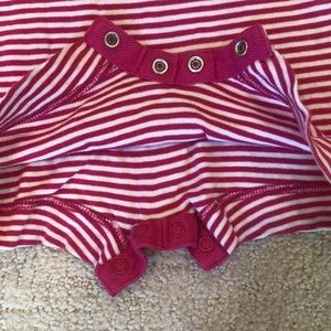 Hanna Andersson One Pieces - Hanna Andersson Striped One Piece 12-18 months